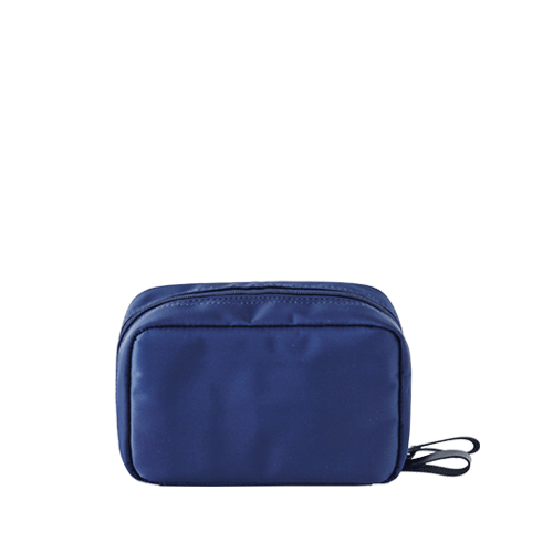 DAY MAKE-UP POUCH (Blue)
