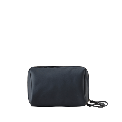 BELL MAKE-UP POUCH (All Black)