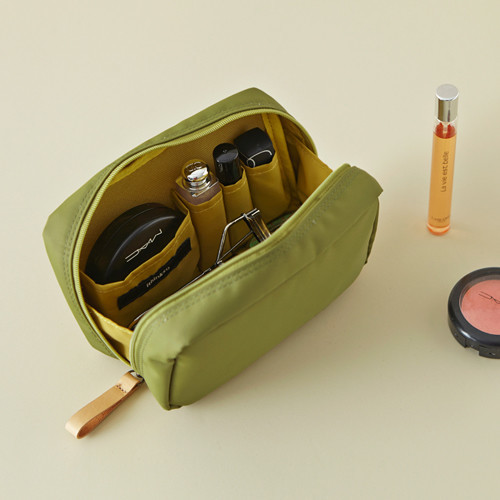 DAY MAKE-UP POUCH _ SPRING (AppleGreen)