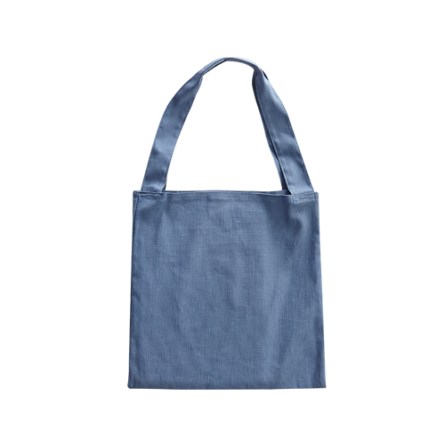TWIN BAG _ HAY (Blue)