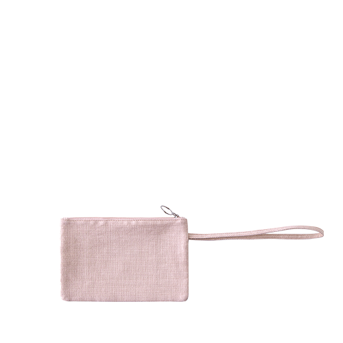 1MILE STRAP CLUTCH (Pink)