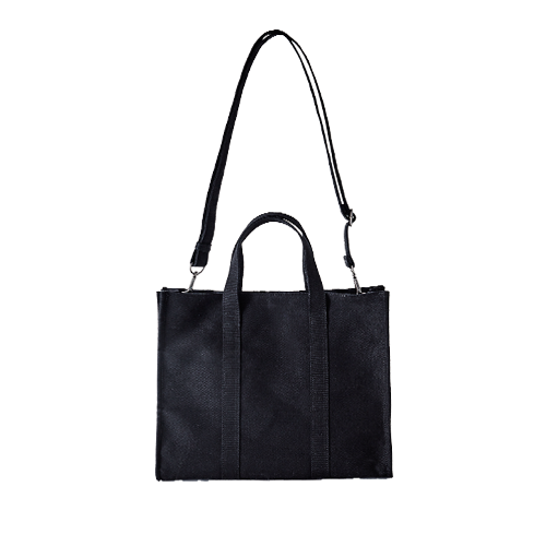WORKS 2WAY BAG (Black)