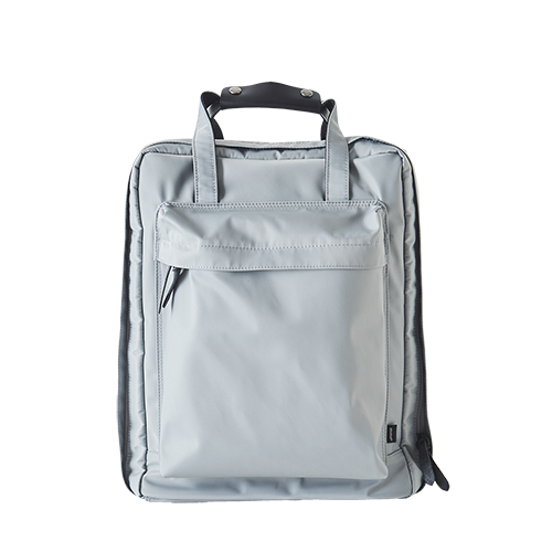 OVERNIGHT BACKPACK _ BASIC (Gray)