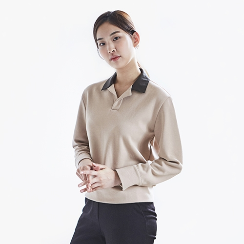 CITY DAY SHIRTS/WOMAN (D/Beige)