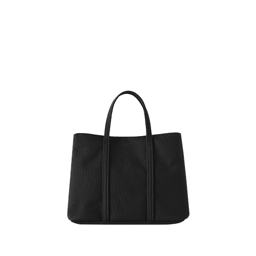 아이띵소 ithinkso,CANVAS MINI CROSS (Black)