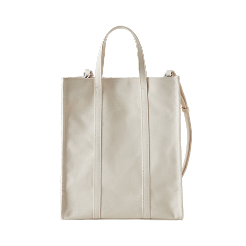 WORKS TALL BAG (Natural)