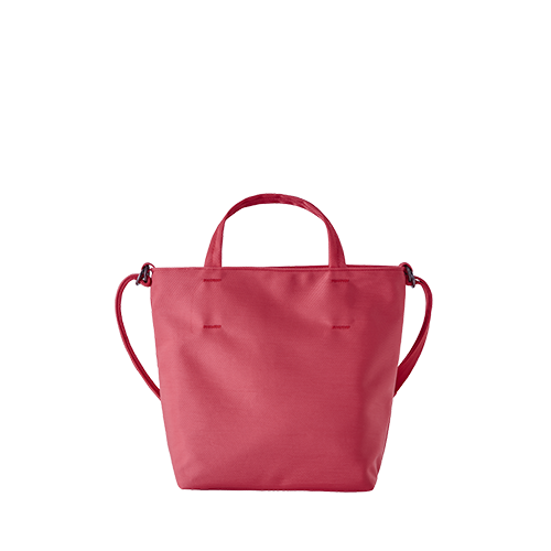 PLAIN MINI CROSS_ ADE (Red)