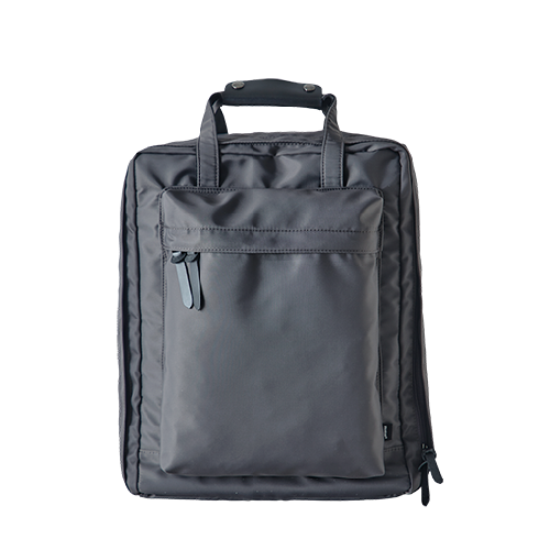 아이띵소 ithinkso,OVERNIGHT BACKPACK _ BASIC (DarkGray)