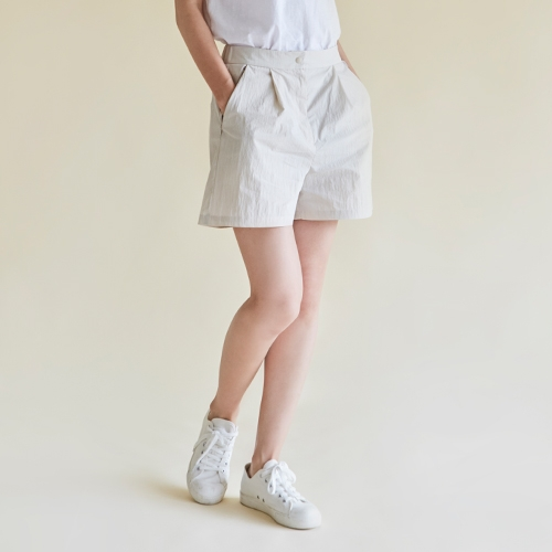아이띵소 ithinkso,ALL DAY SOFT SHORTS (Ivory)
