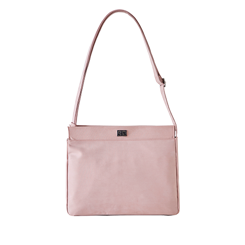 ASH FRONT HOBO (Pink)