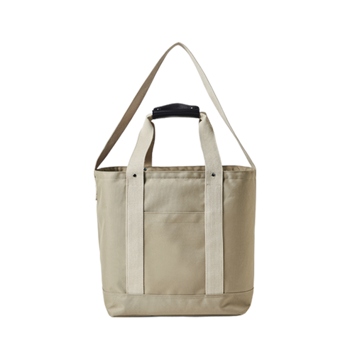 POCKET COOLER BAG (Beige)