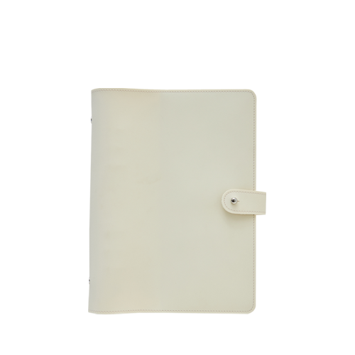 SOLID COVER (A5) (Ivory)
