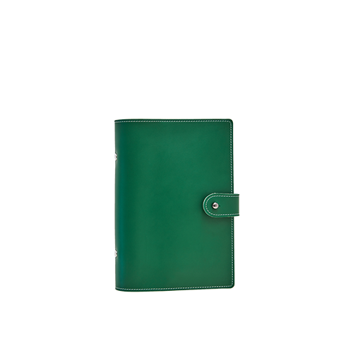 SOLID COVER (A6) (Green)