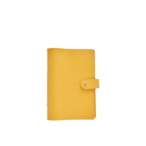 SOLID COVER (A6) (Yellow)