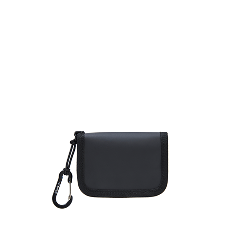 PASS WALLET (Black)