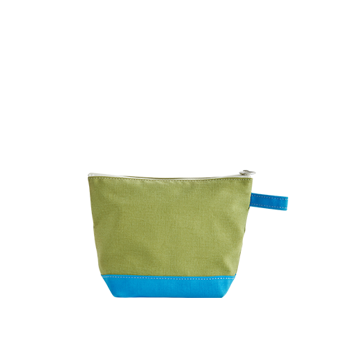 CANVAS BOAT POUCH (SpringWater)