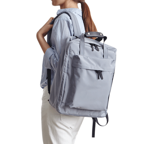 OVERNIGHT BACKPACK (BlueGray)